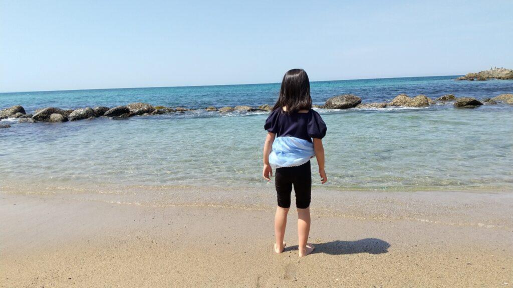 sea-and-girl